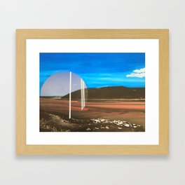Camel Trail  Framed Art Print