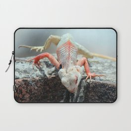 Chameleon On The Way Laptop Sleeve