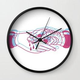 Poision Wall Clock