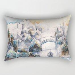 Esgaroth Rectangular Pillow