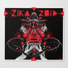 zikazoid Canvas Print