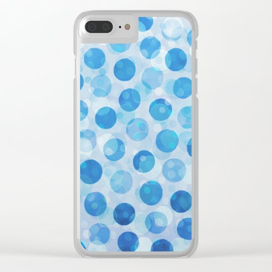 A DIP IN THE OCEAN Clear iPhone Case