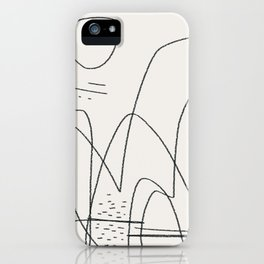 What a good day. iPhone Case