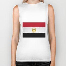 Flag of Egypt - Extruded Biker Tank