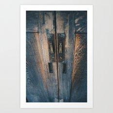 grain Art Print