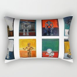 Rothbots Rectangular Pillow