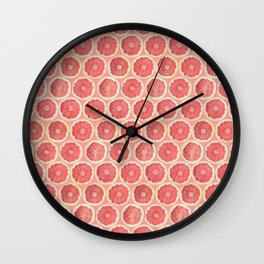 Pompelmo Wall Clock