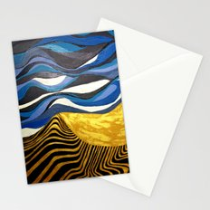 Sun and Tides Stationery Cards
