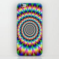 trippy iPhone & iPod Skins featuring Trippy by Hipster's Wonderland