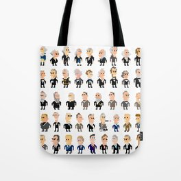 Presidents of the United States of America iotacons Tote Bag
