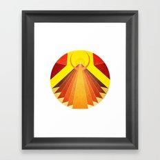 XXIII Framed Art Print