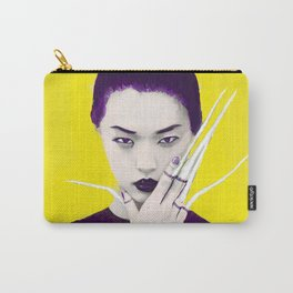 Violet the Violent Carry-All Pouch