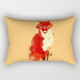 The fox, the forest spirit Rectangular Pillow