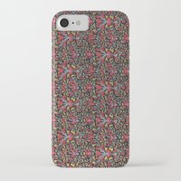 wallpaper iPhone & iPod Cases featuring Wallpaper by Cyrille Savelieff