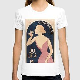 Champagne JULES MUMM - 1895 T-shirt