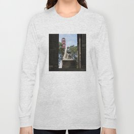 Princes Street Gardens Edinburgh Long Sleeve T-shirt