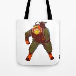 Escafandro Tote Bag