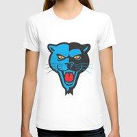 panther T-shirts featuring Panther by Jhonatan Medina