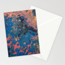 Azul Fires (2019) Stationery Cards