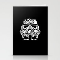 trooper Stationery Cards featuring Trooper by eARTh