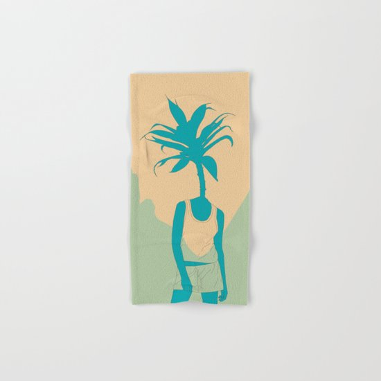Woman Nature 3 Hand & Bath Towel