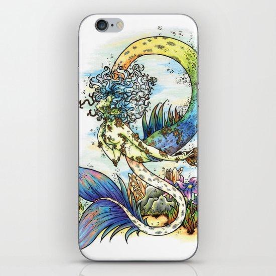 Elemental series - Water iPhone & iPod Skin