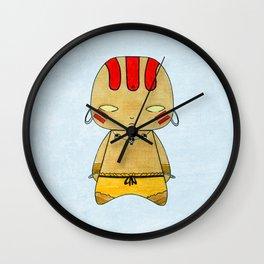 A Boy - Dhalsim Wall Clock
