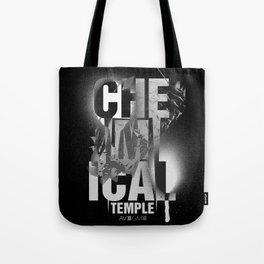 Chemical Temple/Invert Tote Bag