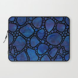 Blue stepping stones Laptop Sleeve
