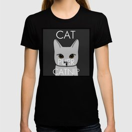 Cat Purr Catnip T-shirt