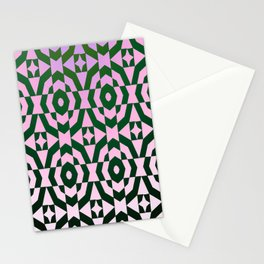 Cosmic Tile Stationery Cards