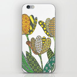 Tulips iPhone Skin
