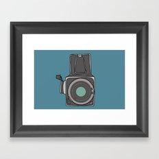 Hasselblad Framed Art Print