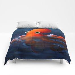Auggie the Octopus Comforters