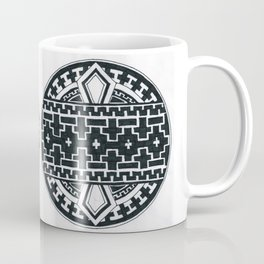 Geometric like mandala thing Coffee Mug