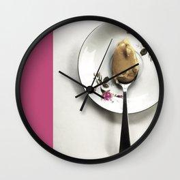 PENAUT BUTTER Wall Clock