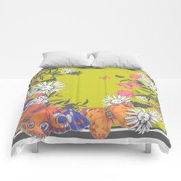 Flutterbies Comforters