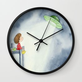 Sometimes The Stories Are True Wall Clock