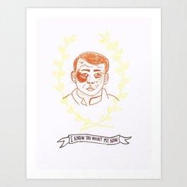 You Do Art Print