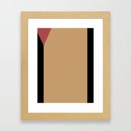 Bookmark  Framed Art Print