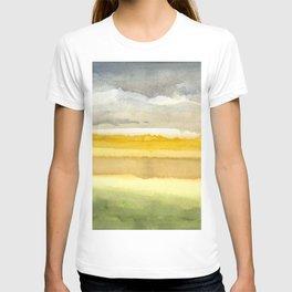 Blurred boundaries T-shirt