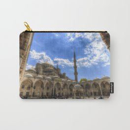 The Blue Mosque Istanbul Carry-All Pouch