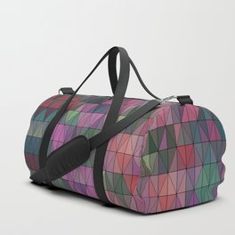 Abstract geometric 6 Duffle Bag