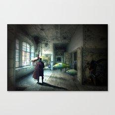 Dream Factory  Canvas Print