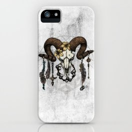 Bestial Crowns: The Ram iPhone Case