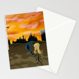 Discovery of the Obelisk Stationery Cards