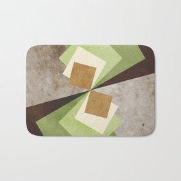 Curvature of A Square Bath Mat