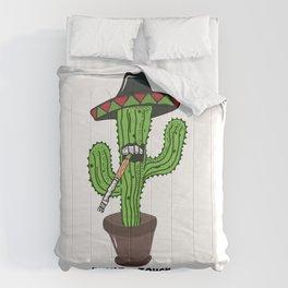 Dope Cactus Comforters