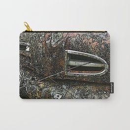 Rusty Ford Truck Carry-All Pouch