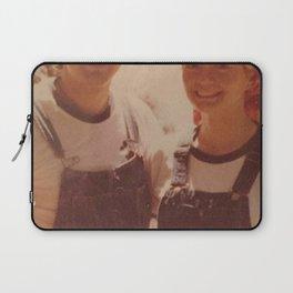Mom and dad honeymoon Laptop Sleeve